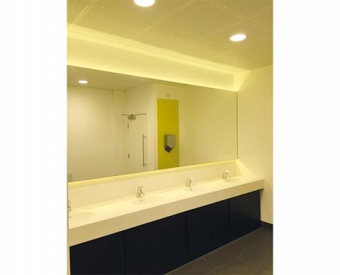 86 Deansgate Washroom